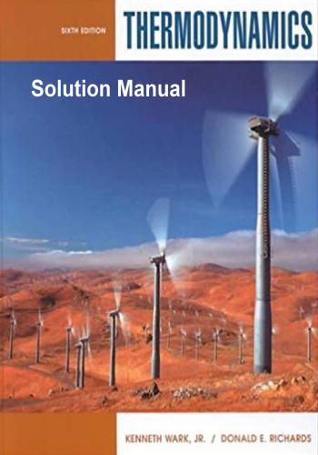 حل كتاب Thermodynamics Solution Manual  T_k_w_10