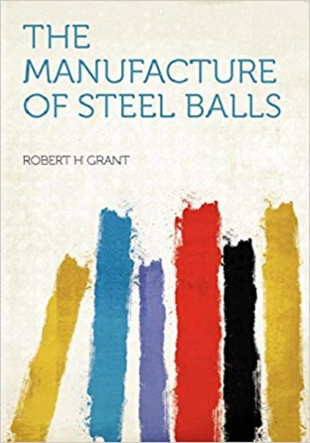 كتاب The Manufacture of Steel Balls  T_m_o_10