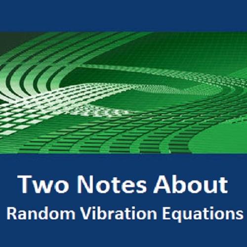 بحث بعنوان Two Notes About Random Vibration Equations T_n_a_10