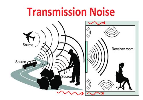 كتيب بعنوان Transmission Noise T_n_e_10