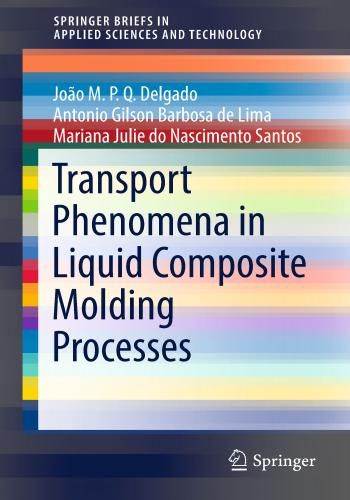 كتاب Transport Phenomena in Liquid Composite Molding Processes  T_p_i_10