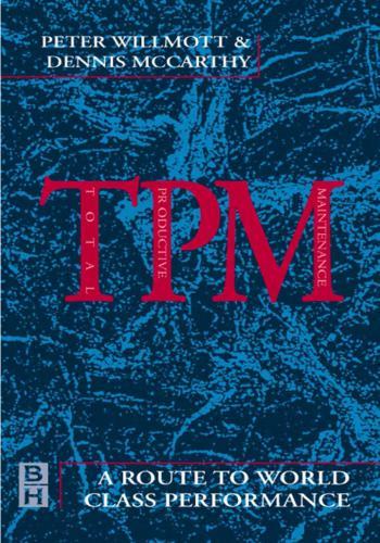 كتاب TPM A Route to World-Class Performance  T_p_m_10