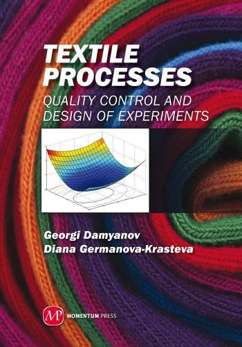 كتاب Textile Processes - Quality Control and Design of Experiments  T_p_q_10