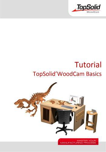 كتاب Tutorial TopSolid WoodCam Basics  T_s_w_13