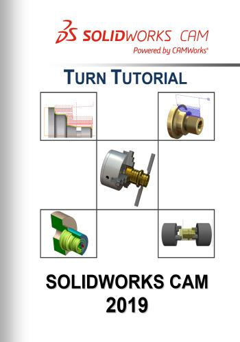 كتاب Turn Tutorial - Solidworks 2019 CAM  T_t_s_10
