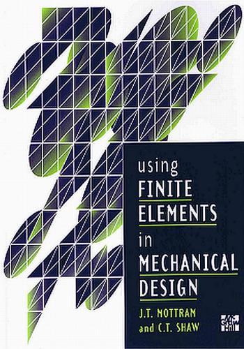 كتاب Using Finite Elements in Mechanical Design  U_f_e_10