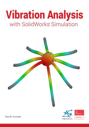 كتاب Vibration Analysis with SolidWorks Simulation  V_a_w_10
