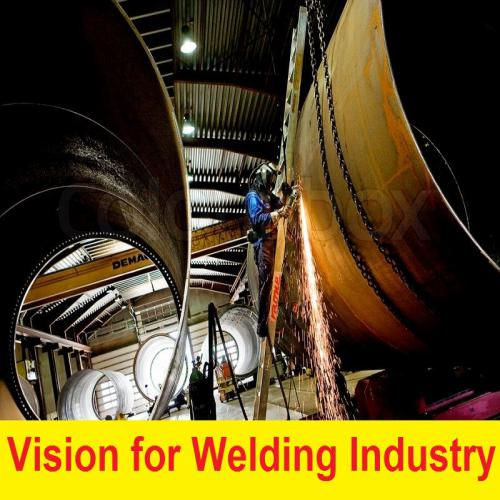 كتاب Vision for Welding Industry  V_w_i10