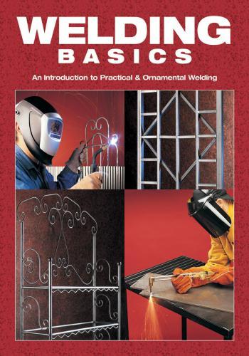 كتاب Welding Basics - An Introduction to Practical & Ornamental Welding W_b_a_11