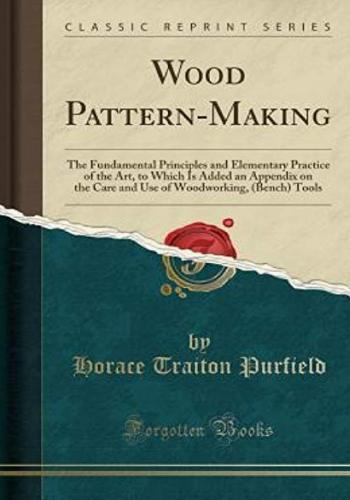 كتاب Wood Pattern - Making W_p_m_11