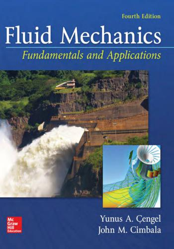 كتاب Fluid Mechanics - Fundamentals and Applications  Y_a_c_13