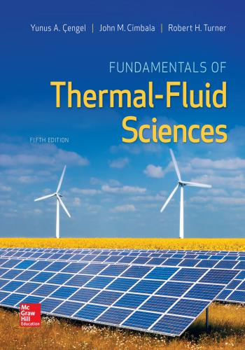 كتاب Fundamentals of Thermal Fluid Sciences - Solution Manual Y_a_c_24