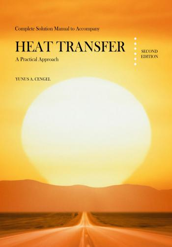 حل كتاب Heat Transfer Second Edition Solution Manual Y_a_c_25