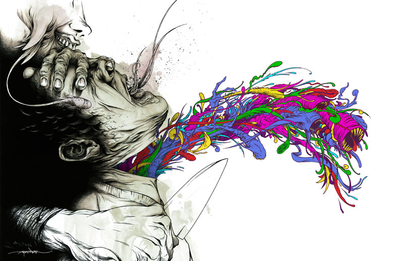 Albums Artworks Escape10