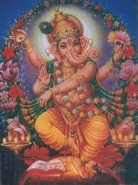 Pour Indigo  Ganesh10