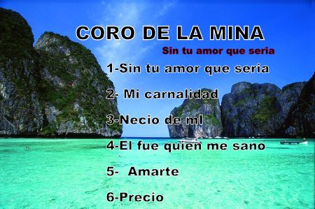 cd: Coro de la Mina - necio de mi - Página 3 Maya-b10
