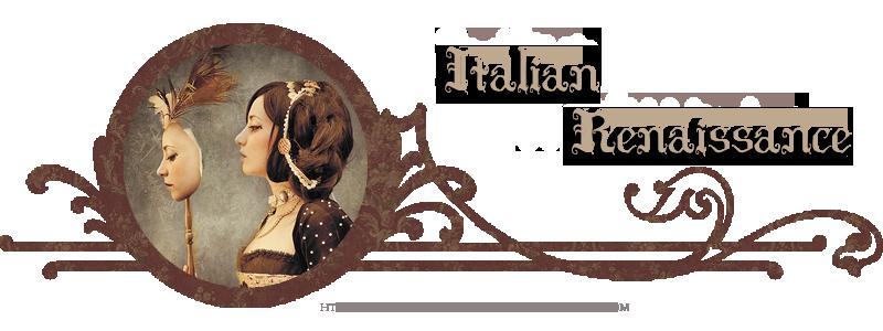 Italian Renaissance (Confirmando Afiliación Normal) Cabece12