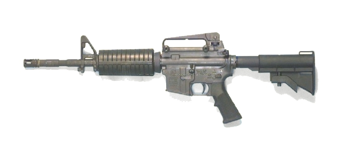 Colt M4 États-Unien Carbin10