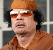 Actualité en libye Kadhaf11