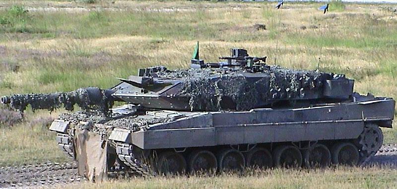 Char de combat allemand Leo2a510