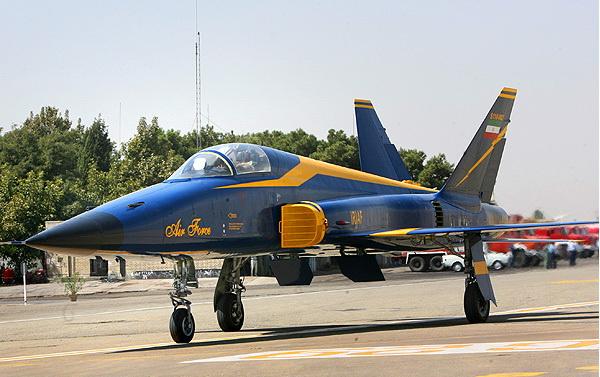 Fabrication d'avions militaire iranienne  Saeqeh10