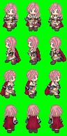 Characters de jeux et manga en vrac (style RMXP réadapté) Lightn10