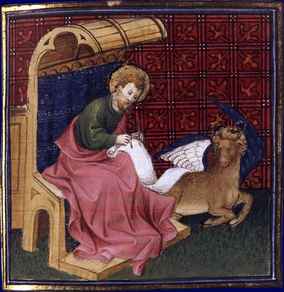 St Luc peignant la Vierge D_0810
