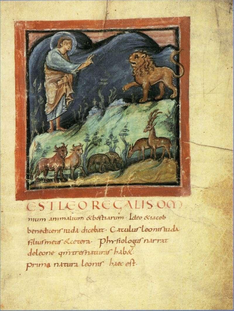La symbolique du bestiaire Origi10