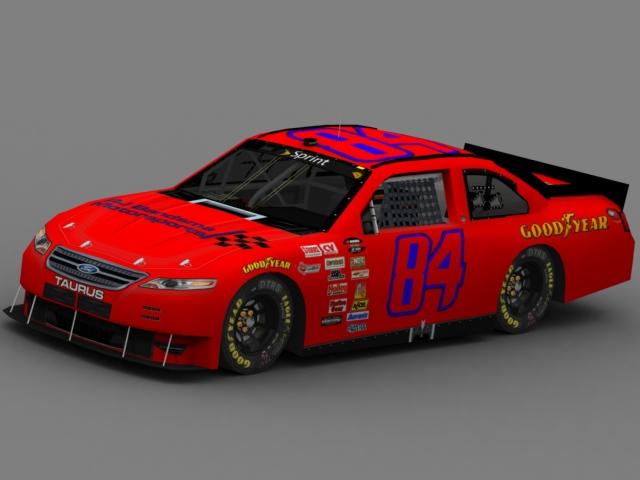 Randy McDermott Inc. with RJ Bandsma Motorsports 84_ron10