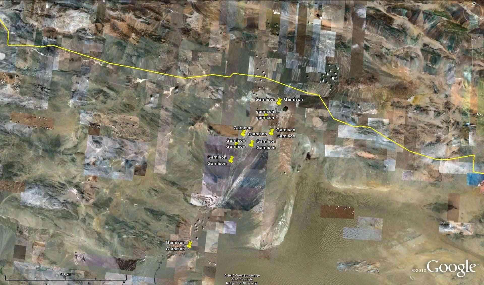 """Ancienne Garnison, Beizangcunzhen, Pekin, CHINE, 39°40'22.70""""N 116°20'4.00""""E - Page 2 Garnis11"""