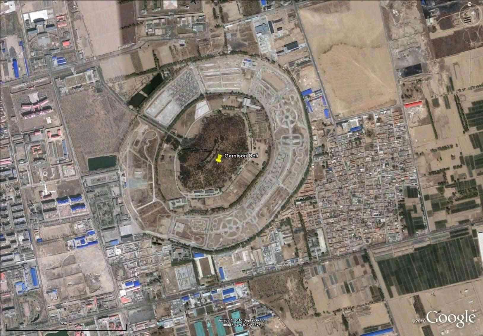 """Ancienne Garnison, Beizangcunzhen, Pekin, CHINE, 39°40'22.70""""N 116°20'4.00""""E - Page 2 Pekin_10"""