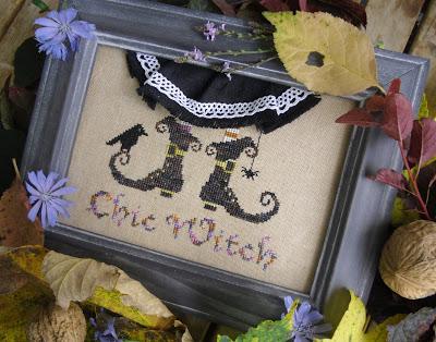 SAL Un chat noir pour Halloween Strega10