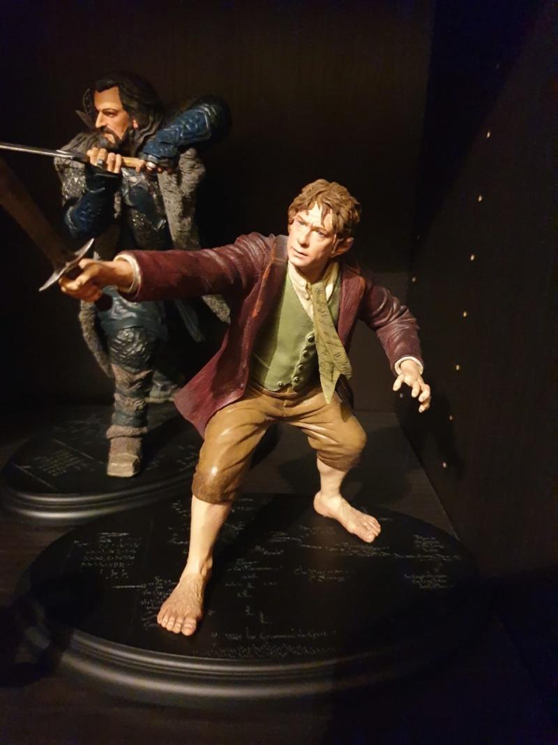 Vente hobbit weta : tauriel, bilbo,thorin : baisse des prix sur tout  10/05/2020 Bilbo10
