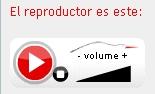 Codigo del reproductor de la web Repror11