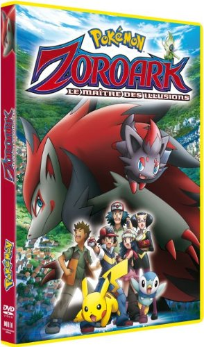 pokemon 13: Zorouark le maitre des illusions en dvd 51dekw11
