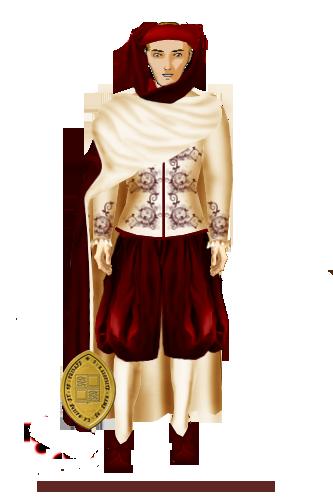 Mariage du baron pather et de Dame Tiamarys (2 janvier 1459) Pather10