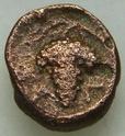 Minuscule bronze grec. Dscf9120