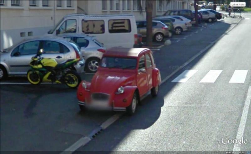 STREET VIEW : La Dodoche - Page 3 2cv210