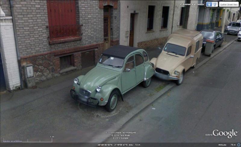 STREET VIEW : La Dodoche - Page 3 2cv310