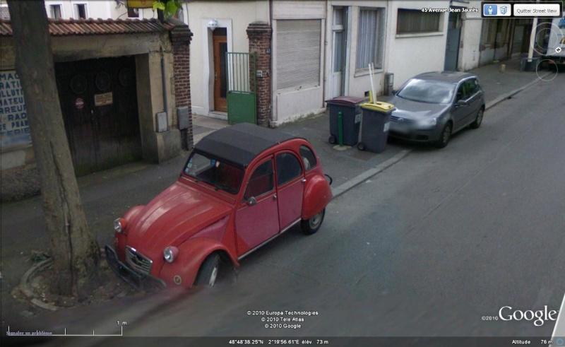 STREET VIEW : La Dodoche - Page 3 2cv410