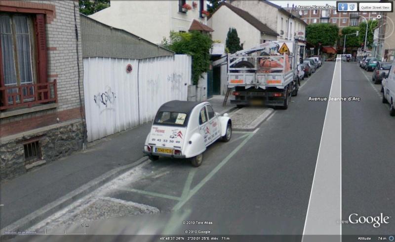 STREET VIEW : La Dodoche - Page 3 2cv510