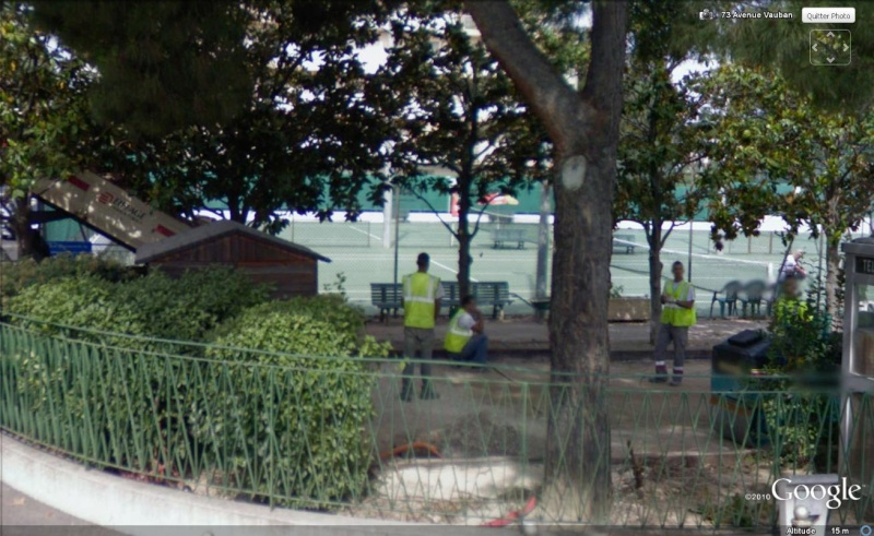 STREET VIEW : Comment coincer la bulle - Page 3 Bulle110