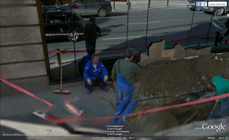 STREET VIEW : Comment coincer la bulle - Page 3 Bulle112