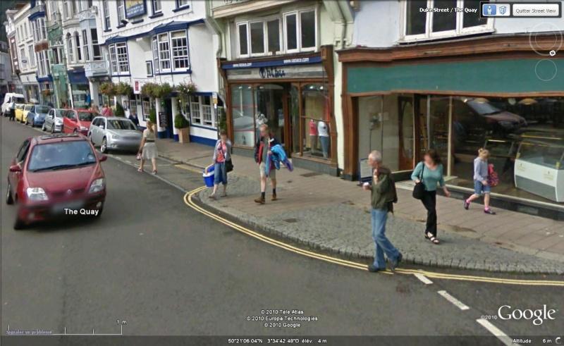 STREET VIEW : les prises inédites de photos... Chann11