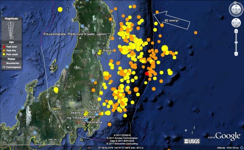 Catastrophe naturelle au japon (tremblement de terre, tsunami, incidents nucléaires) Japon210