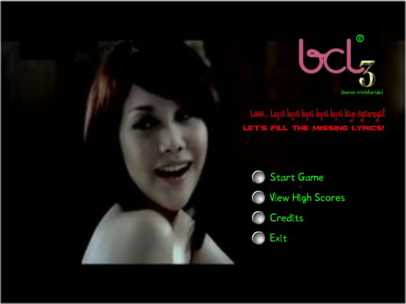 [Flash Game] BCl3 Untitl10