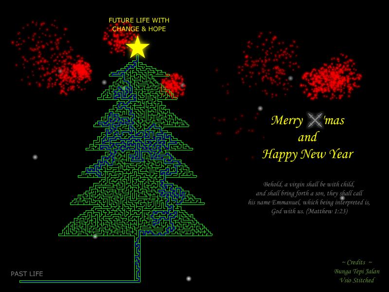 Visual Art (Selamat Tahun baru 2011] Contest Entry Untitl17