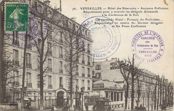 Congrès de Versailles 1932 Numari41
