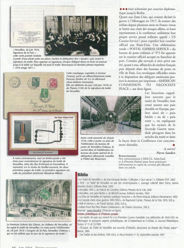 Congrès de Versailles 1932 Numari45