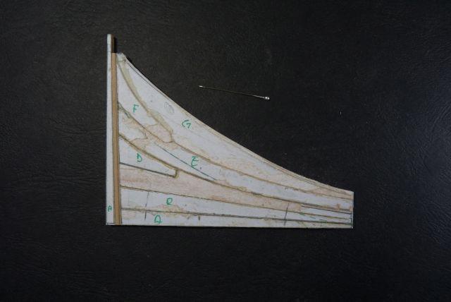 ESPLORATORE, echelle 1:75, bâtiment d'avis  à roues, annèe 1863 P1100238